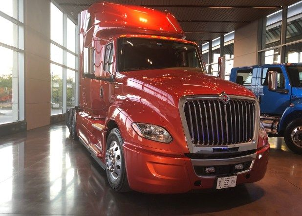 Navistar S Plan Unveiled To Investors At Its Lisle Illinois