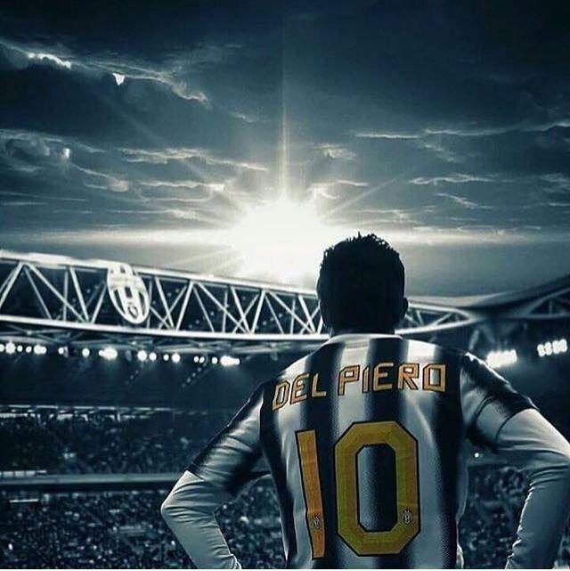 Del Piero - Juventus Stadium
