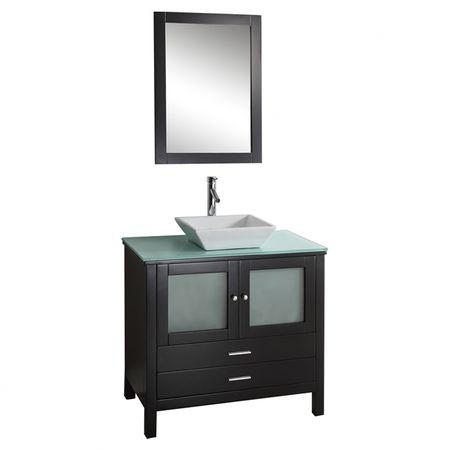 Found It At Wayfair Small Bathroom Vanity In Espresso Home Pinterest Small Bathroom