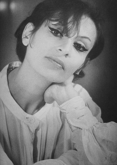 Barbara , auteur, compositeur, interprète.