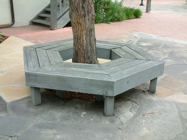 39 Best Images About Tree Benches On Pinterest Trees Outdoor Benches And Deck Benches