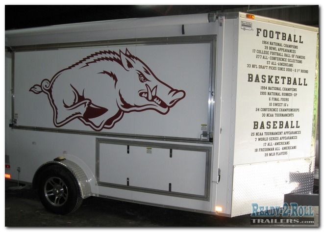 14 Best Tailgating Trailers Images On Pinterest