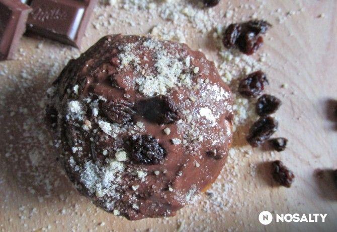 Gerbeaud-muffin