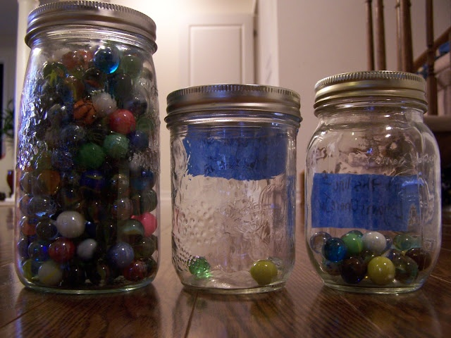 Classroom Marble Jar Ideas : The marble jars a fun reward system for household chores