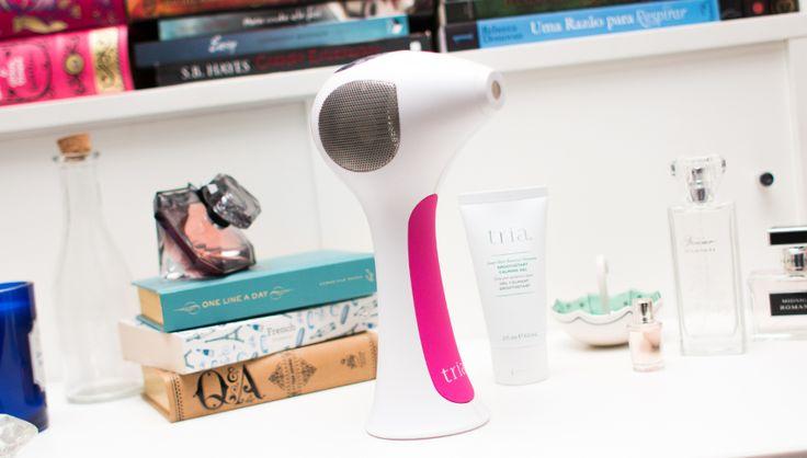 Tria Beauty: Depilação a laser em casa