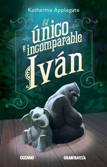 """Ivan és un goril•la esquena platejada, l'atracció principal del Centre Comercial Gran Circo. La gent viatja d'arreu per veure aquest extraordinari animal i, potser, comprar una de les seves pintures que es venen a la botiga de regals. La visió dels animals que hi vieuen; Stella, l'elefanta o Bob, un gos de carrer, i del propi Ivan, són molt diferents de la dels humans i així ens ho explica el """"único e incomparable"""" Ivan."""