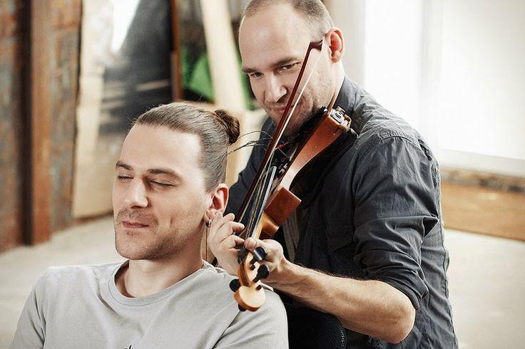 Este homem toca violino com cordas feitas de cabelo humano (com VIDEO) ~ Hoje Descobri...