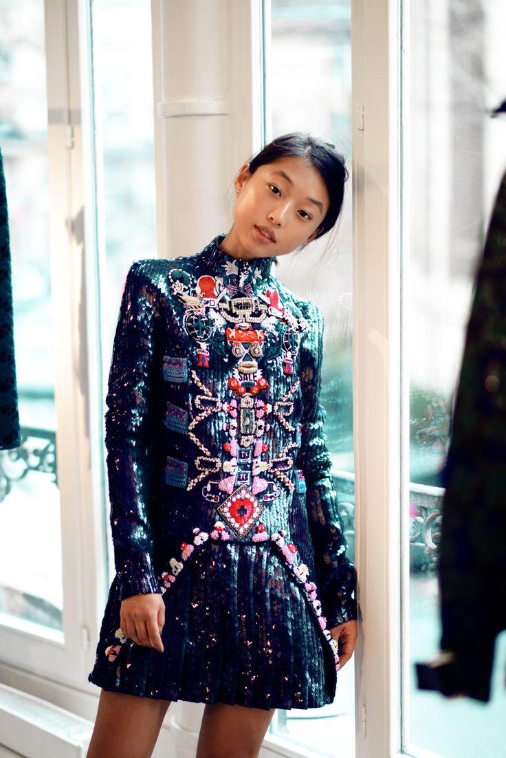 The Tikiman embroidered dress from Mary Katrantzou Mary, Mary, Operandi | Shine By Three