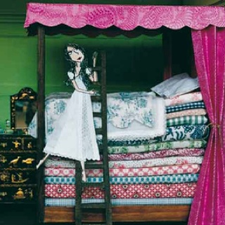 The Princess & the Pea by Lauren Child