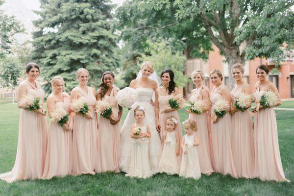 553 Best Images About Bridesmaid Dresses On Pinterest