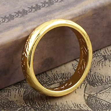 EUR € 3.99 - heren vintage de lord of the rings band ringen, Gratis Verzending voor alle Gadgets!