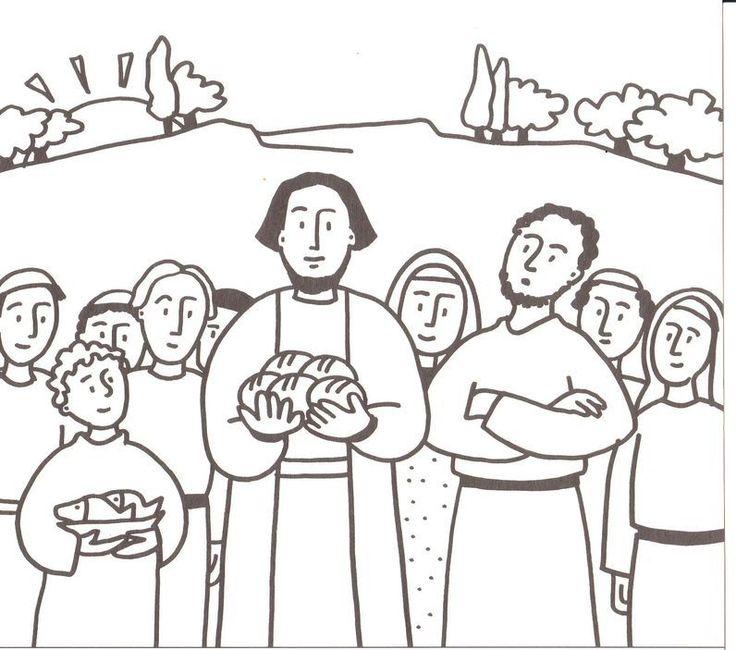 Znalezione Obrazy Dla Zapytania Multiplication Of The Loaves