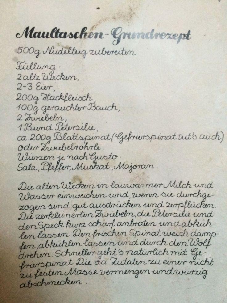 Gute Maultaschen in Berlin | Oma Lisbeths Maultaschen