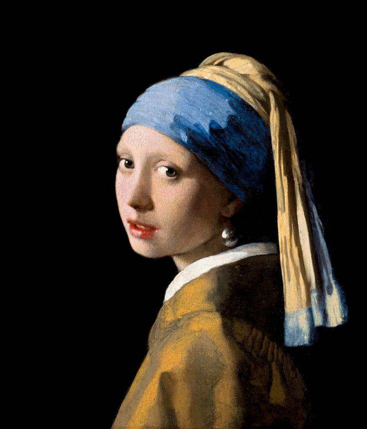 La Jeune Fille à la perle de Johannes Vermeer