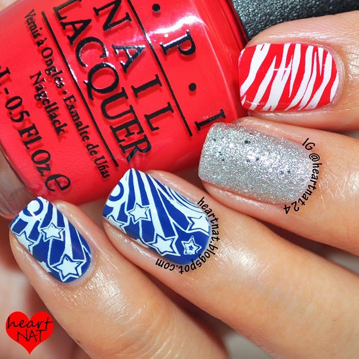 1462 best Holiday/Themed Nail Art images on Pinterest ...