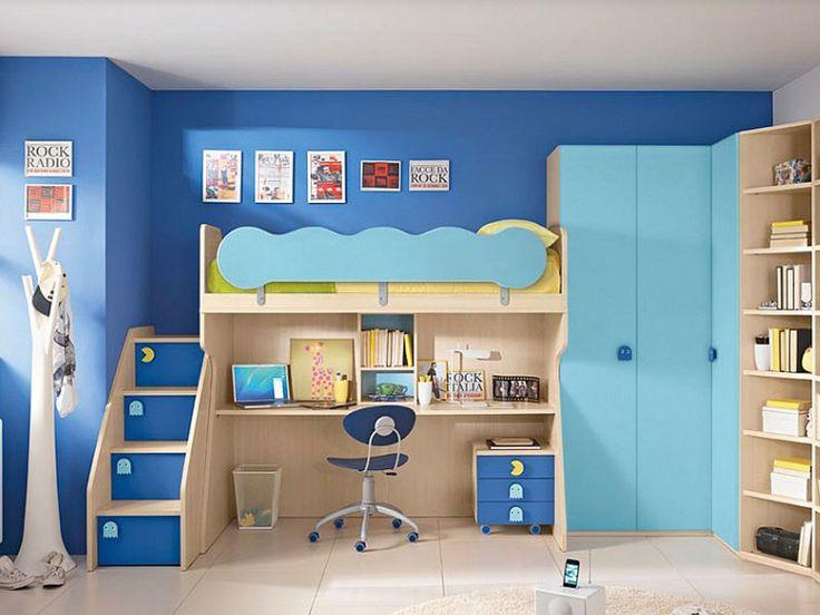 Decoracion dormitorios infantiles modernos decoraci n - Dormitorios infantiles modernos ...