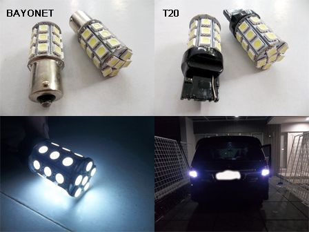 LED Mundur 27 Lux SMD 5050