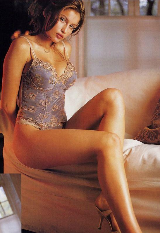 Laetitia Casta for Victoria's Secret - 1998