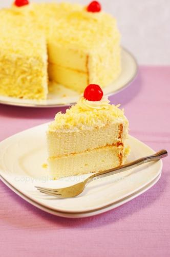 soft cake keju
