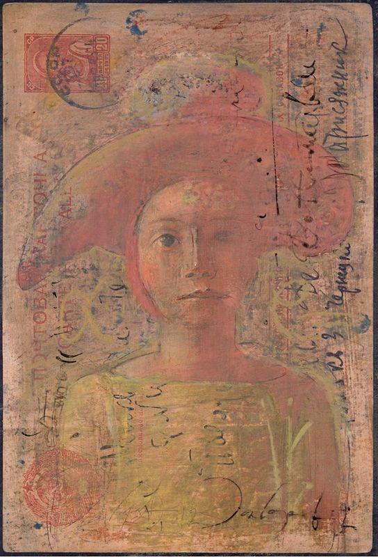 Boris Zaborov - Mimi Ferzt Gallery
