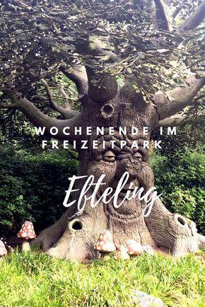 Über unser Wochenende im Freizeitpark Efteling mit Übernachtung. #Efteling #reisen #reiseblog