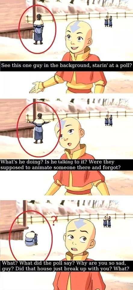 Those are really good questions, Aang.