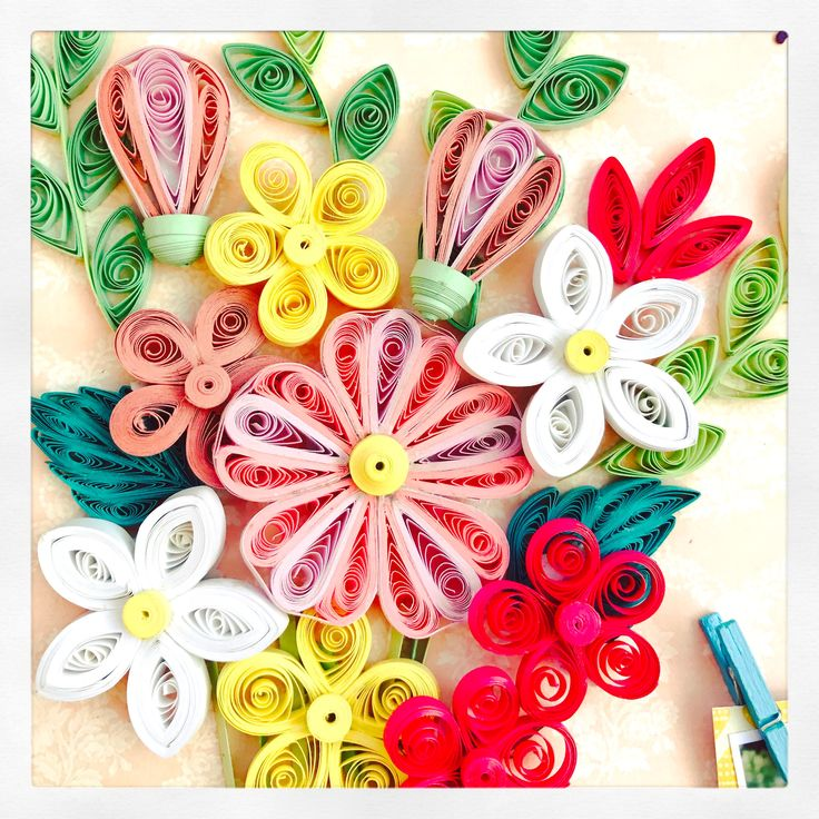 Quilling, Quilled Card, Handmade quilled card