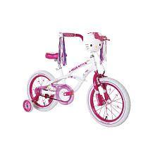 Dynacraft 16 inch Girls Bike - Hello Kitty