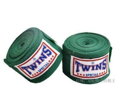 2PCS 5M Length 5CM Width Boxing Bandage Hand Wraps Sports Sanda Strap Muay Thai