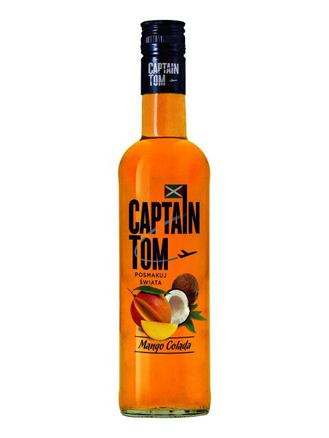 Captain Tom - Mango Colada  http://alcoholisfun.blogspot.com/2014/04/captain-tom-mango-colada.html
