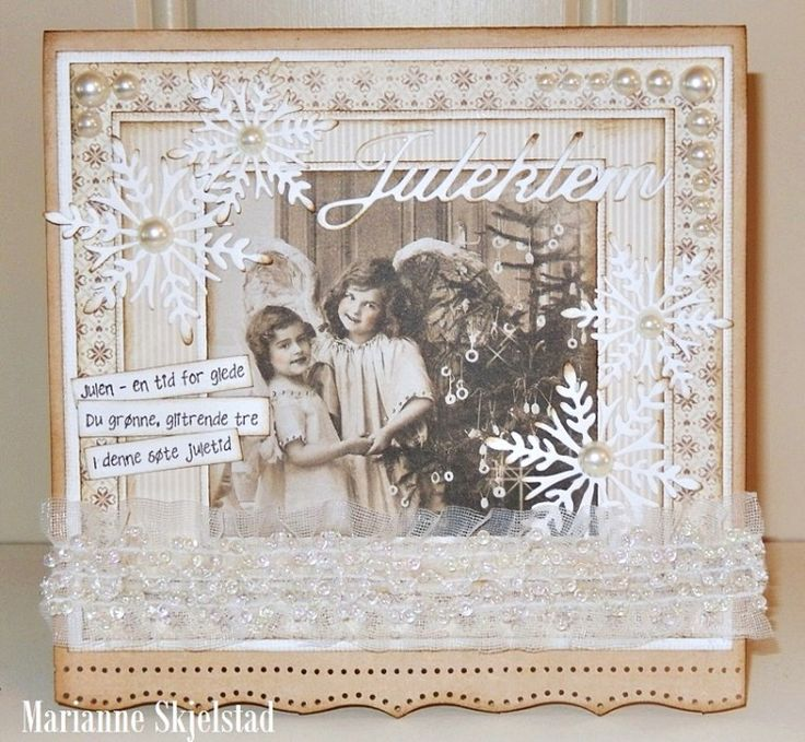 Christmas Card - Christmas Angels