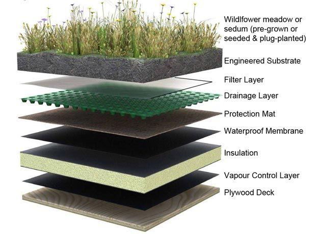 Conceptlandscape Organic Roof Arch Land Pinterest