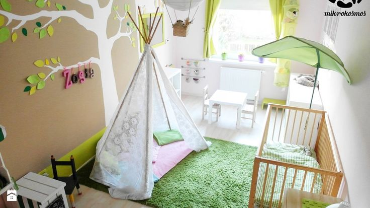 10 sposobów na kreatywną aranżację ściany w pokoju dziecka - Homebook.pl