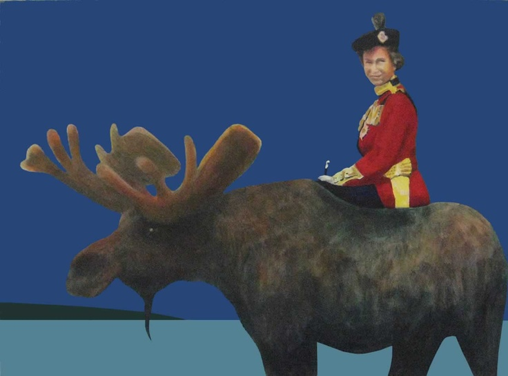 Constitutional  -  Charles Pachter