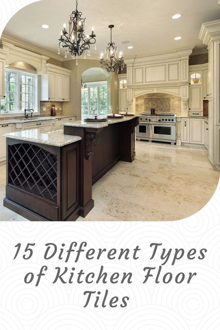 Elegant Kitchen Design With Dark Wood Island Gorgeous Chandeliers White Cabinets Stainless Liance And Floor Tiles
