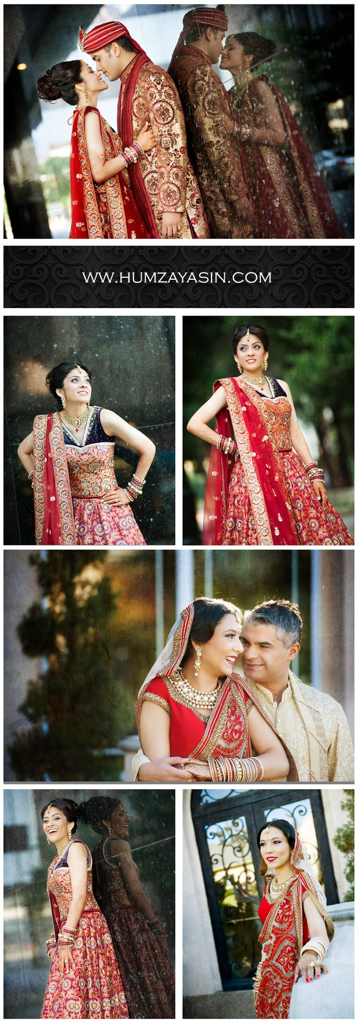 Indian Bride and Groom Photos