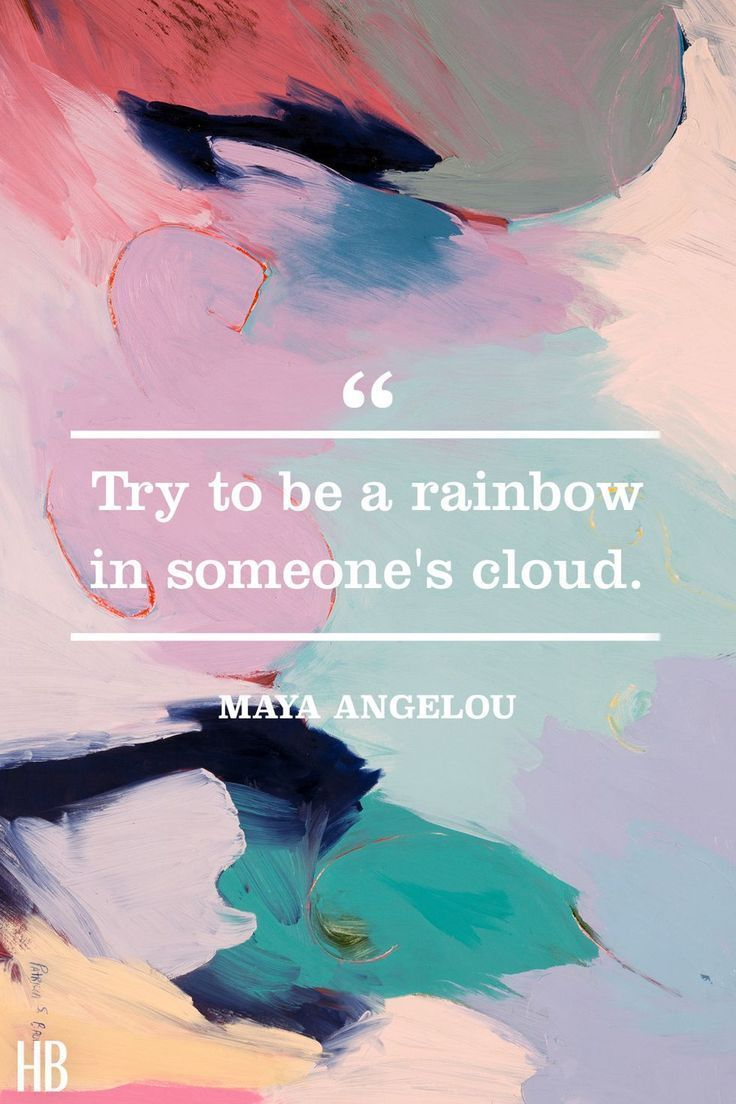 15 Quotes That Celebrate Every Color in the Rainbow