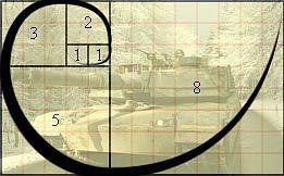 Fibonacci sequence illustrated