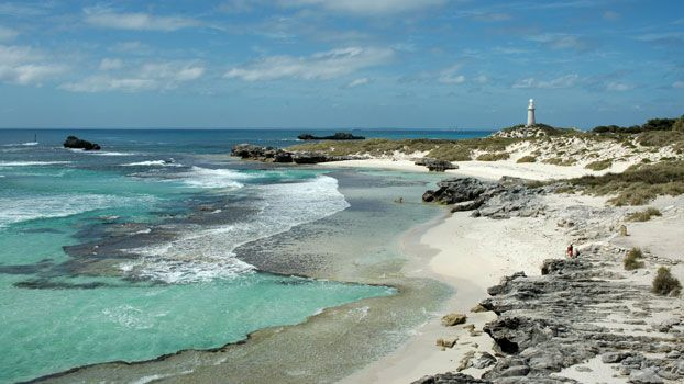 Rottnest Island - one of my first travel adventures as a teenager