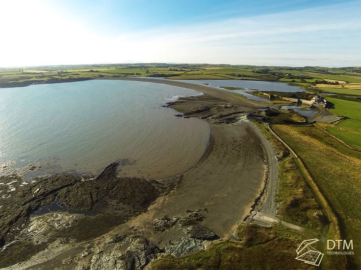 Cemlyn Bay. Anglesey