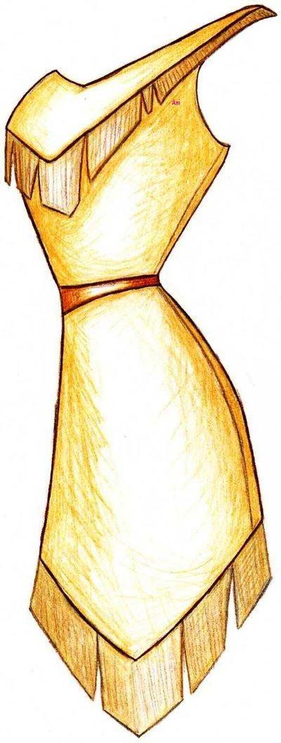 Pocahontas' Dress by MOD37.deviantart.com