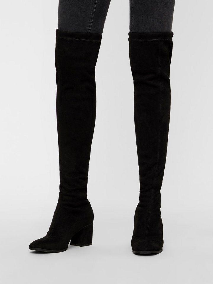 the latest 39dda b9562 Vero Moda Overknee Stiefel   Fashion (latest)   Stiefel ...