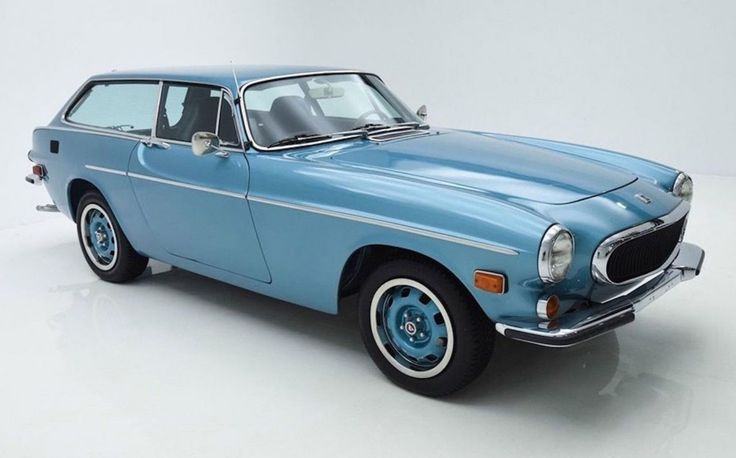 For Sale: Mint 1972 Volvo P1800ES wagon | PerformanceDrive