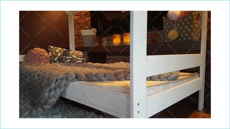 71 Kinder Bett Hausbett 60 X 120cm Bettliegehohe In 2020 Home Decor Furniture Bed