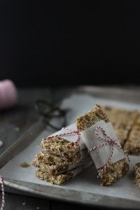 Yummy and packed with awesome nutrients, Muesli bars are an excellent breakfast for all times, travel, during commute. True energy bars! #glutenfree #vegan