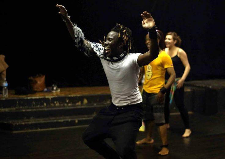 Danse africaine : le Sabar