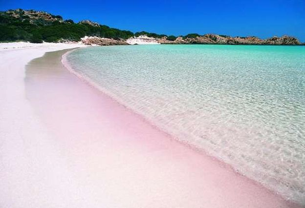 Hidden Paradise of Pink Beach in Lombok Island, Indonesia visit http://goo.gl/z9nMqE