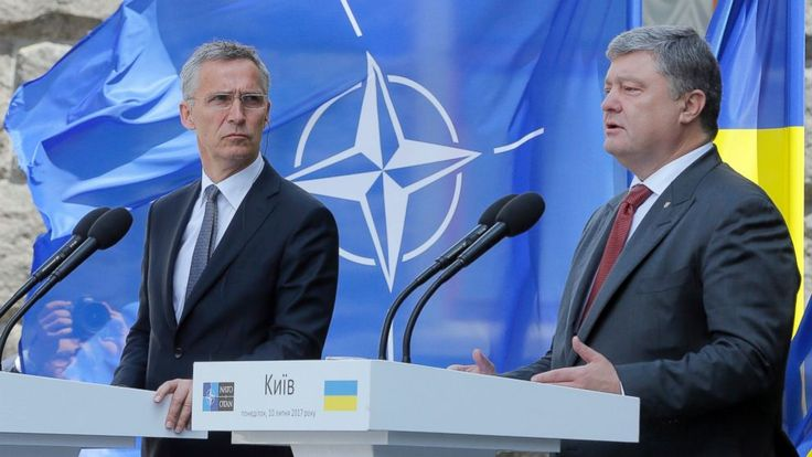 NATO's secretary-general says the 29-member alliance is supplying hardware to the Ukrainian government to help protect its government networks from cyberattacks.  At a news conference in Kiev alongside Ukrainian President Petro Poroshenko on Monday, Jens Stoltenberg told journalists that... - #Cybersecurity, #Equipment, #NATO, #Supplying, #TopStories, #UK