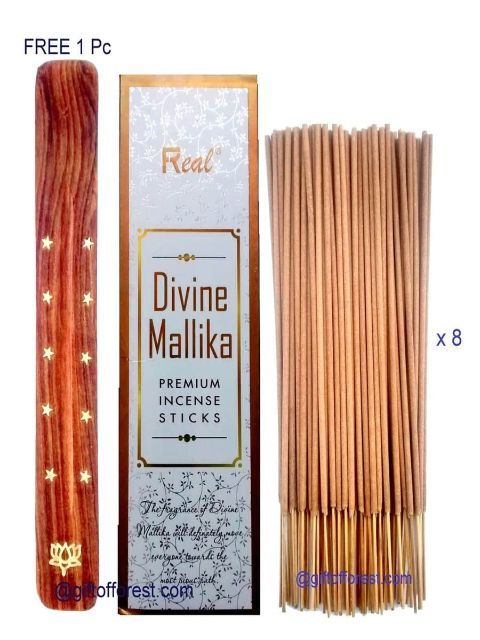 Real Divine Mallika Incense Sticks
