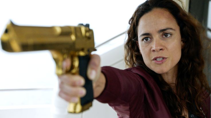QUEEN OF THE SOUTH tells the powerful story of Teresa Mendoza (Braga). When her drug-dealing boyfriend is unexpectedly murdered in Mexico, Teresa is forced to go on the run and seek refuge in America, where she teams with an unlikely figure from her past to bring down the leader of the very drug trafficking ring that has her on the run. In the process, she learns the tools of the trade and strategically positions herself to become the leader of the Cartel. QUEEN OF THE SOUTH is executive…